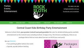 Rock Sloth