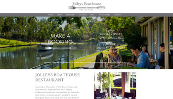 Jolleys Boathouse Restaurant Project