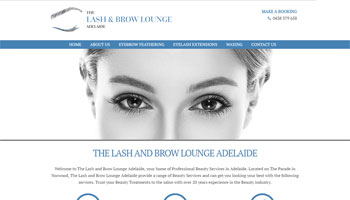 The Lash & Brow Lounge Adelaide